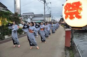 H27盆踊り写真